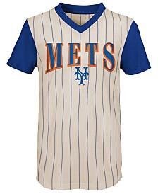 Outerstuff Big Boys New York Mets Cooperstown Heavy Hitter T-Shirt