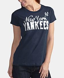 Women's New York Yankees Homeplate T-Shirt