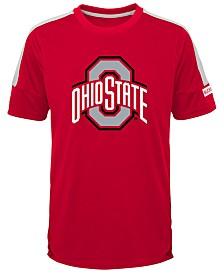 Outerstuff Big Boys Ohio State Buckeyes Power Performance T-Shirt