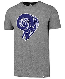 '47 Brand Men's Los Angeles Rams Imprint Club T-Shirt