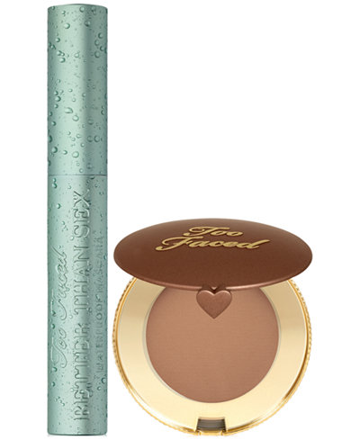 Too Faced 2-Pc. Beach Bag Must-Haves Set