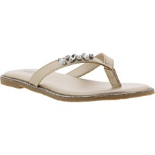 Badgley Mischka Little & Big Girls Missy Flip Sandal