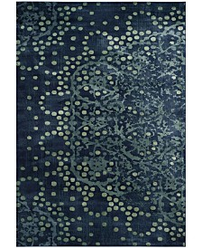 "Safavieh Constellation Vintage Blue and Multi 8' x 11'2"" Area Rug"