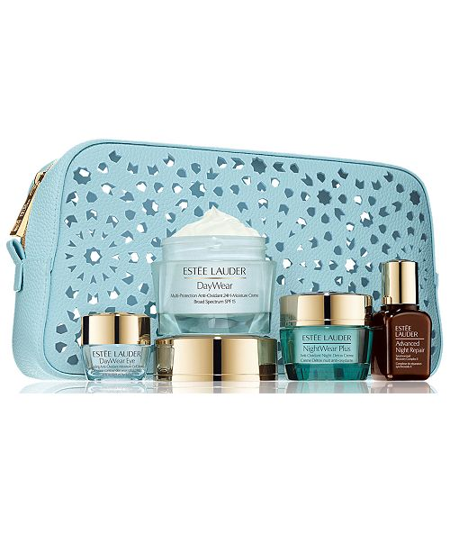 Estee Lauder 5-Pc. Protect & Refresh For Healthy, Youthful-Looking Skin Set