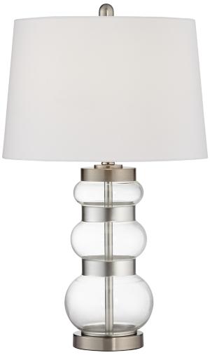 Pacific Coast Accordion Glass Table Lamp