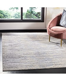Meadow Gray and Gold 4' x 6' Area Rug