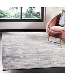Safavieh Meadow Gray and Gold 4' x 6' Area Rug