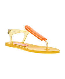 Katy Perry The Crush Ice-Pop Jelly Sandals