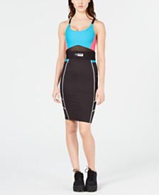 Puma Cropped Tank Top & Skirt
