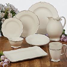 Vintage Cream Dinnerware Collection