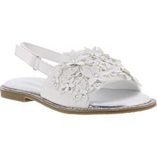 Toddler Girls Brie Slide-T Dress Sandal