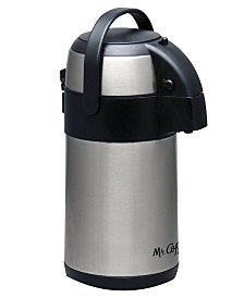 Everflow 2.32 Quart Stainless Steel Pump Pot