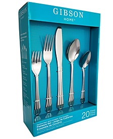20 Piece Flatware Set
