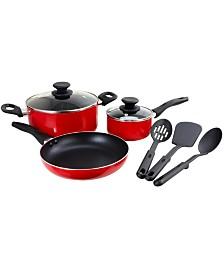 Palmer 8 Piece Cookware Set