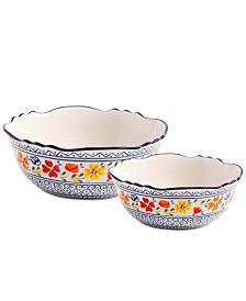 Luxembourg 2 Piece Bowl Set