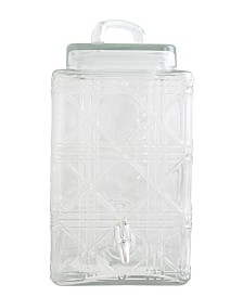 Jewelite 2.5 Gallon Drink Dispenser