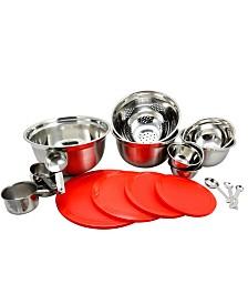 Branfield 21 Piece Kitchen Prep Set with Measuring Accessories