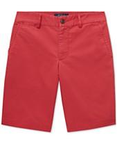cc6121c0911 Polo Ralph Lauren Big Boys Cotton Chino Shorts