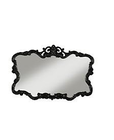 Martin Svensson  Aureate High Gloss Black Wall Mirror