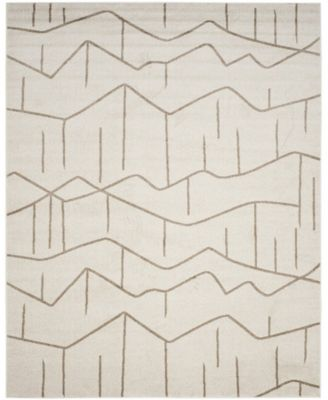 Amherst Ivory and Gray 8' x 10' Area Rug