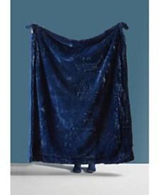 Super Soft Shaggy Chic Fuzzy Faux Fur Throw Blanket