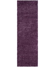 "Safavieh Reno Purple 2'3"" x 7' Runner Area Rug"