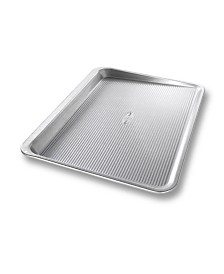 USA Pan Cookie Sheet Pan with Easy Grip Handle