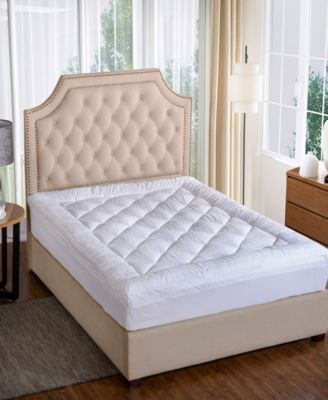 St. James Home Ultra 450 Thread Count King Mattress Pad