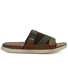 TOMS Men's TRVL LITE Slide Sandals