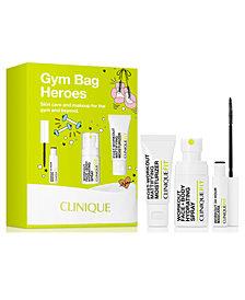 Clinique 4-Pc. Gym Bag Heroes Set