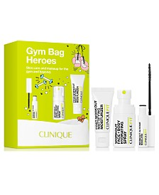 Clinique 4-Pc. Gym Bag Heroes Set