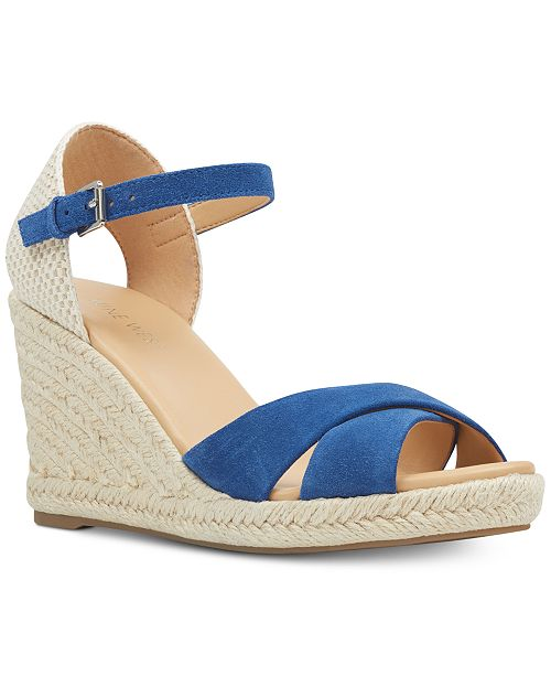 Nine West Joydyn Wedge Sandals