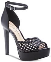 728ece6042 Jessica Simpson Beeya Two-Piece Platform Sandals, Created for Macy's