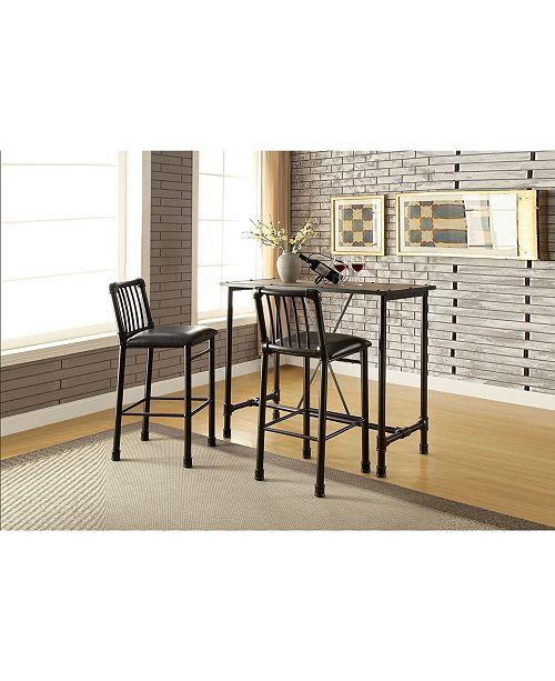 Acme Furniture Caitlin Bar Table