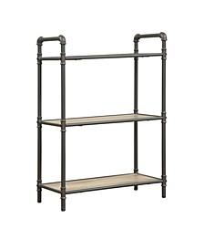 Itzel Bookshelf with 3-Shelves