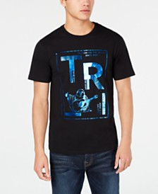 True Religion Men's Heat Graphic T-Shirt