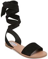 781df52396a8 Steve Madden Women s Reputation Tie-Up Sandals