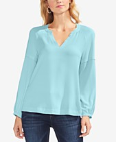 bafaff2ce5aa2 Vince Camuto V-Neck Top. Quickview. 3 colors