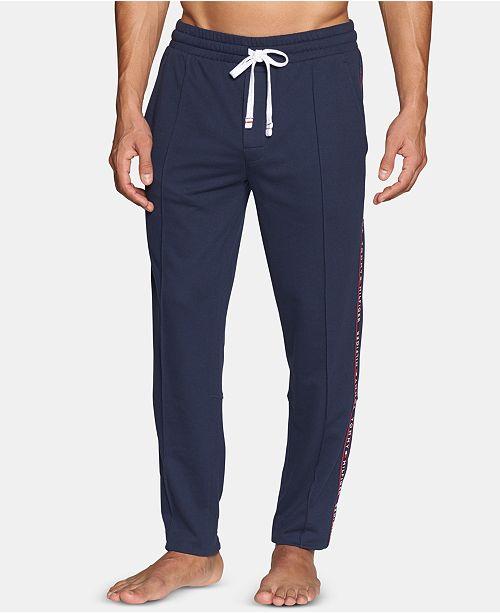 Tommy Hilfiger Modern Essentials Men's Logo Pajama Joggers