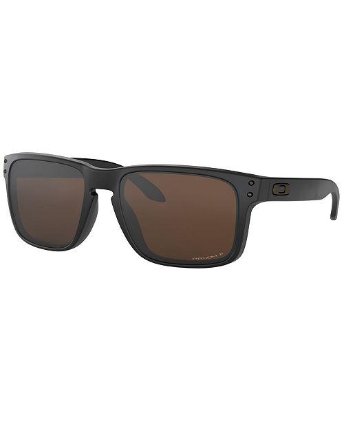 Oakley Polarized Sunglasses, OO9102 HOLBROOK