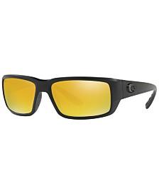 Costa Del Mar Polarized Sunglasses, FANTAIL POLARIZED 59