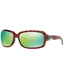 Polarized Sunglasses, CDM ISABELA 63