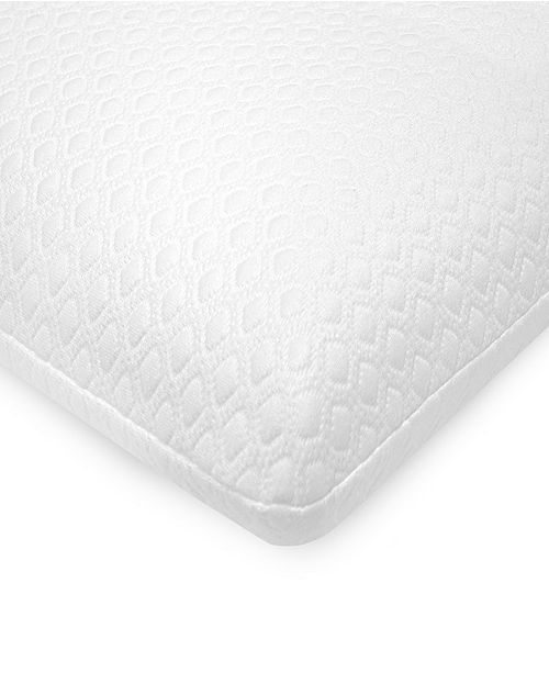 Sensorpedic Quilted Fiber Pillow With Gel Infused Memory