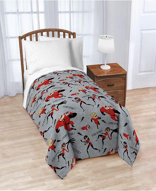 Disney Incredibles Blanket