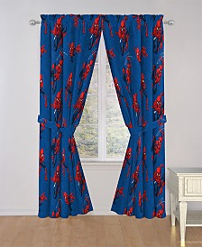 "Marvel Spiderman Spidey Crawl 84"" Drapes"