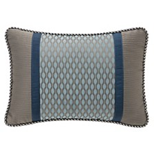 "Waterford Jonet 12"" X 18"" Breakfast Collection Decorative Pillow"