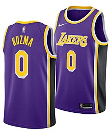 Men's Kyle Kuzma Los Angeles Lakers Statement Swingman Jersey