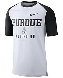 Men's Purdue Boilermakers Vault Raglan T-Shirt