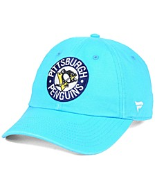 Pittsburgh Penguins Fan Relaxed Strapback Cap