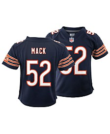 Nike Little Boys Khalil Mack Chicago Bears Game Jersey